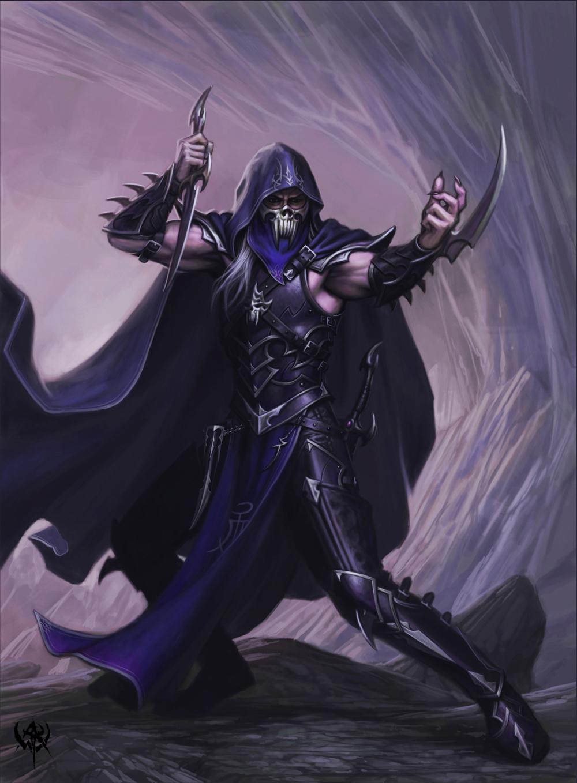 [Fluff] Les elfes noirs Assassin_elfe_noir